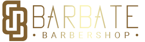 логотип барбершоп Barbate в Краснодаре