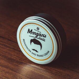 Крем для усов и бороды Morgan's (100 мл):