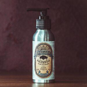 Шампунь для волос и бороды Shampoo Hair and Beard Hipster