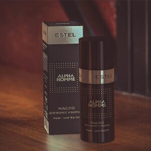 Масло для волос и бороды Estel alpha homme (50ml)