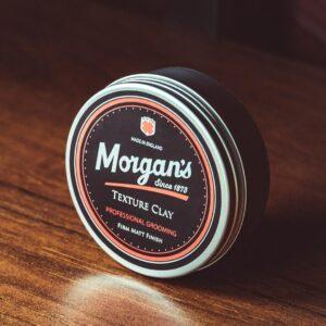 Глина для укладки Morgans Texture Clay (75ml)