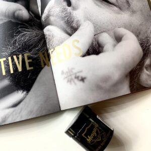 Премиальный крем для бороды Morgan's luxury beard cream (60ml)