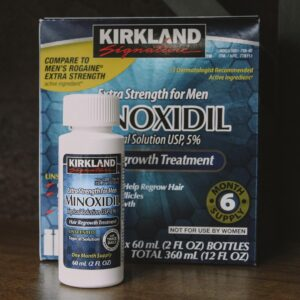 Minoxidil topical solution usp, 5% (1 ампула в розницу!( 50мл.))