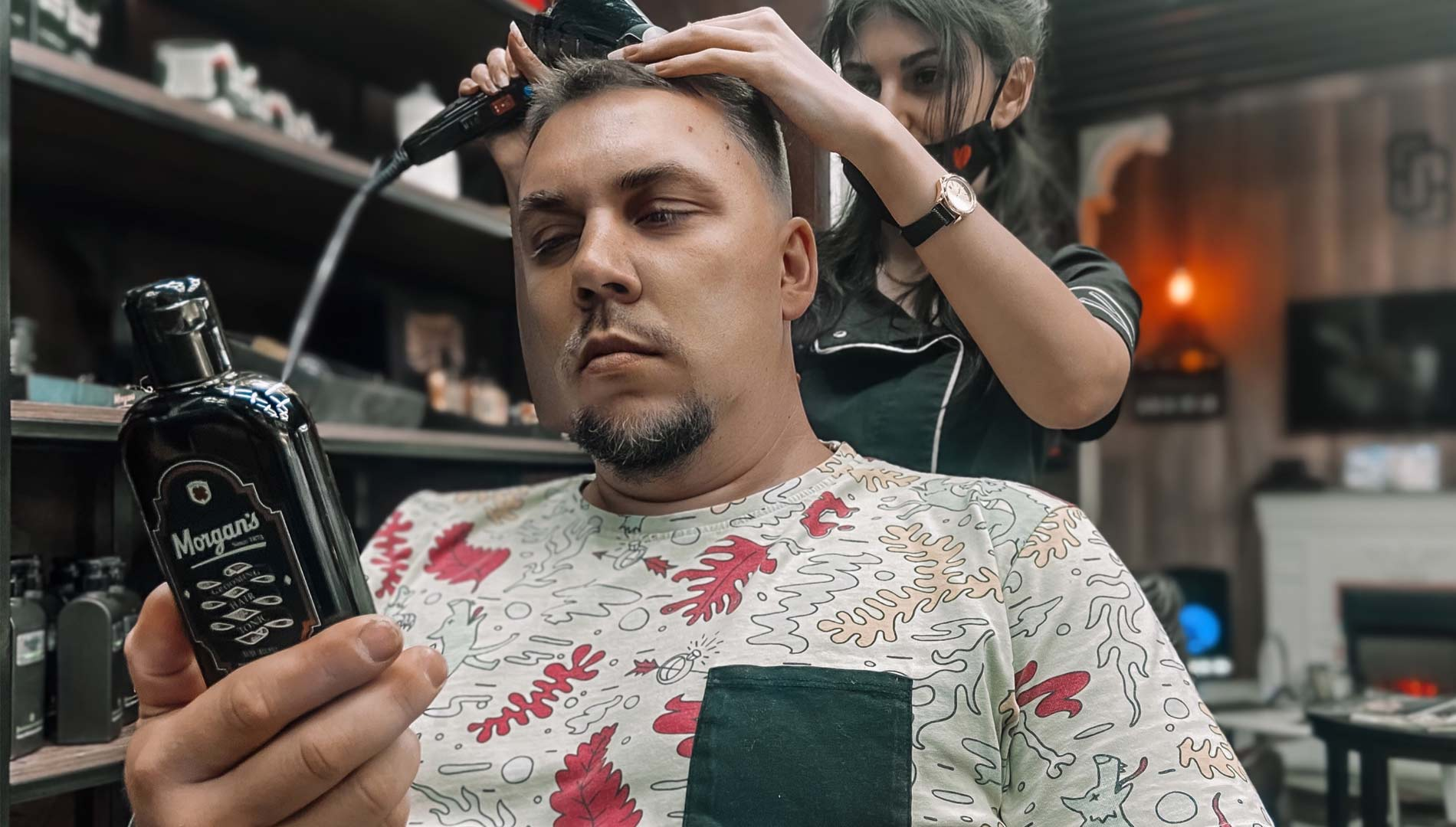 Read more about the article ТОНИК ДЛЯ ВОЛОС MORGAN'S