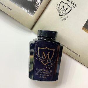 Morgan's Крем после бритья с эффектом против морщин (125мл.)