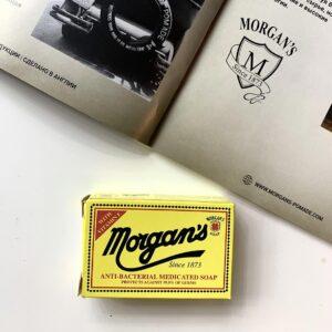 Morgan's Антибактериальное мыло (80гр.)