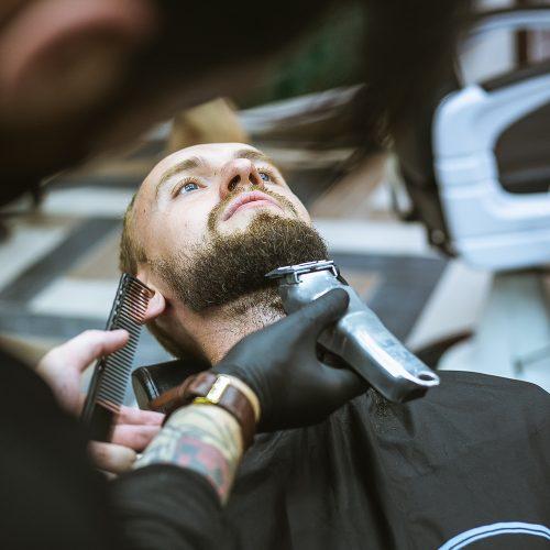 Барбершоп Barbate оформление бороды