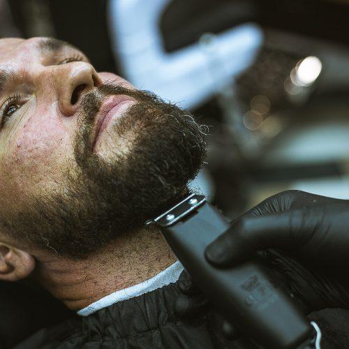 Барбершоп в Краснодаре Barbate оформление бороды