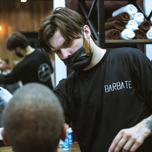 Барбершоп в Краснодаре Barbate бритье