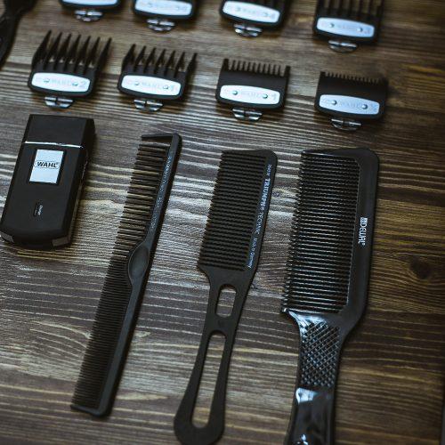 инструменты барбера